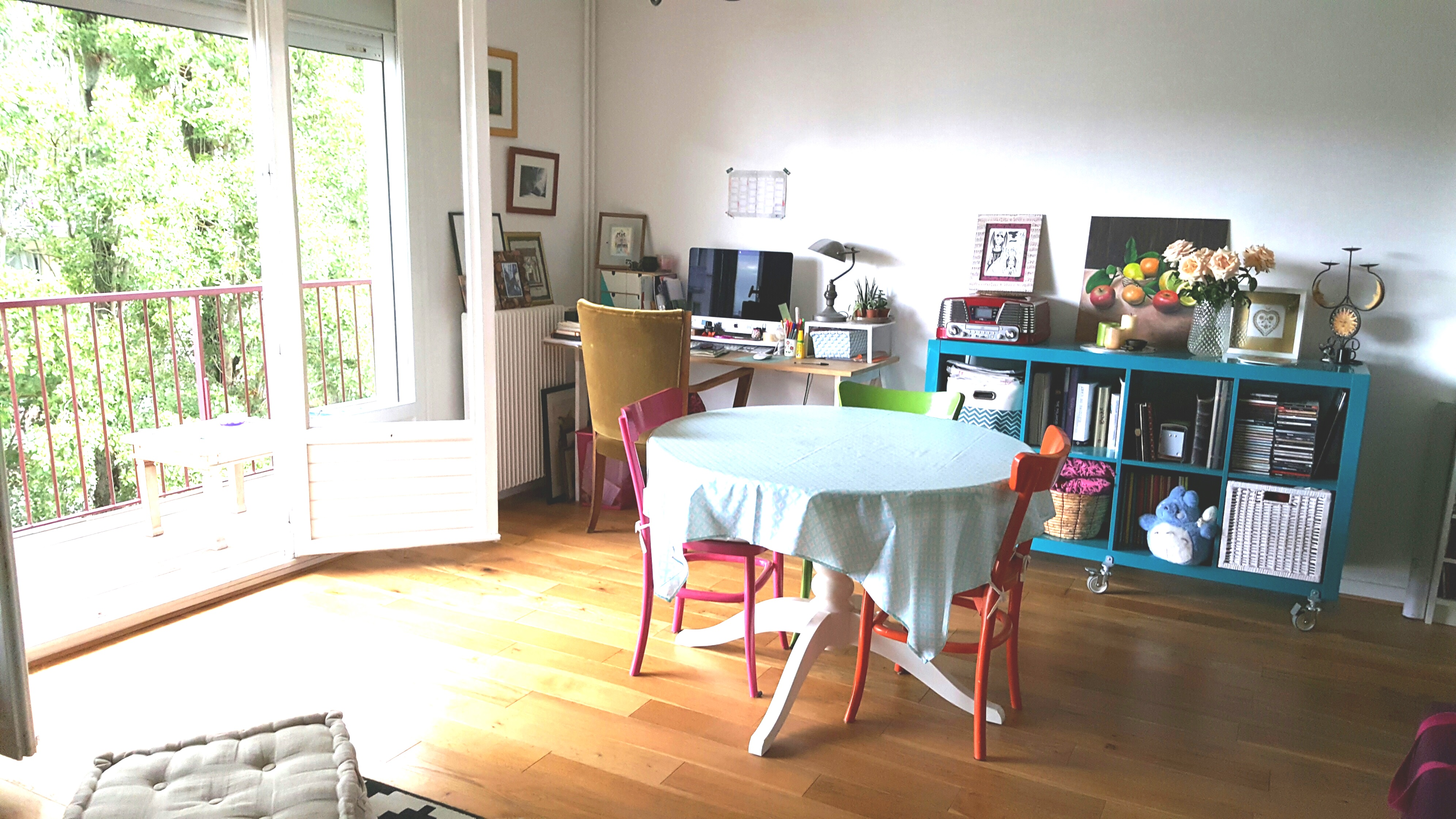 A VENDRE APPARTEMENT T3 PROCHE CHU ANGERS