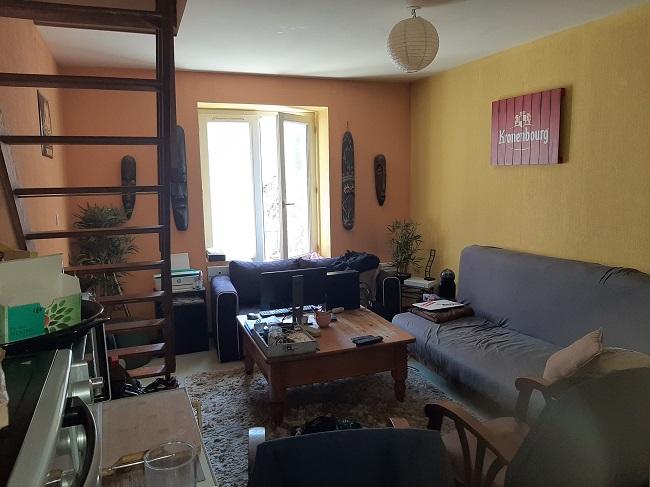 Angers centre ville – T2 en duplex