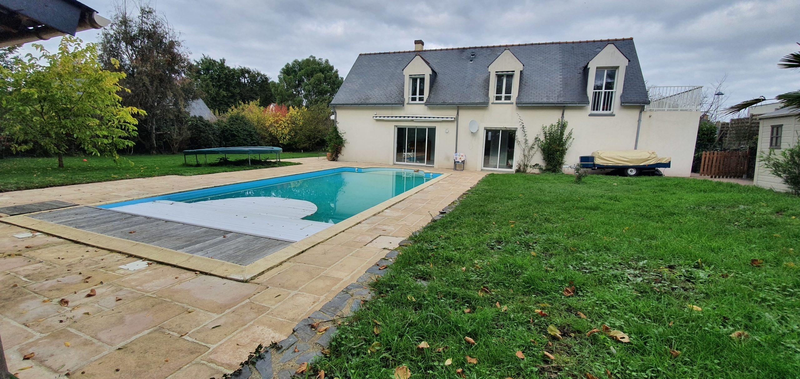 Maison familiale à Juigné-sur-Loire