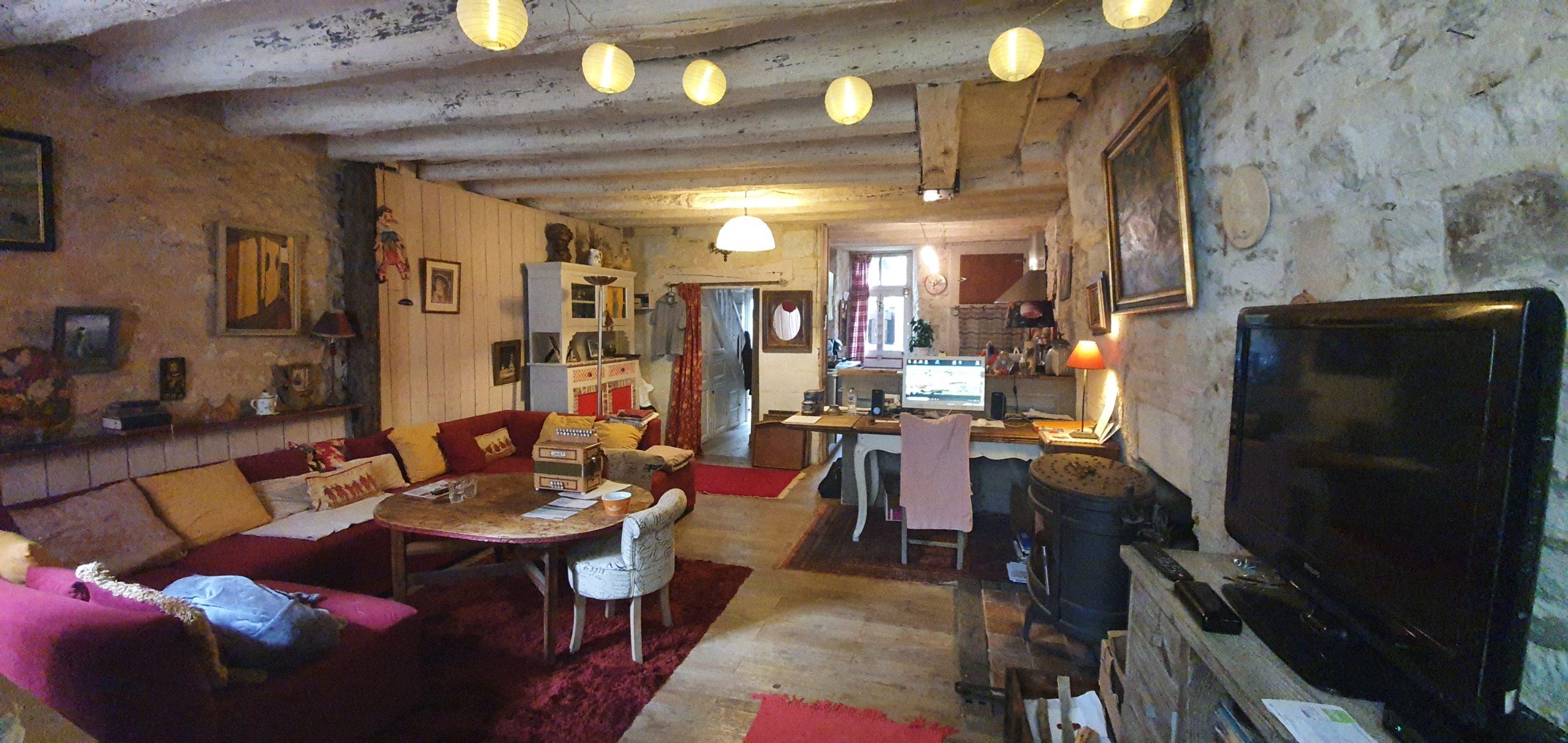 Maison à Rochefort sur Loire