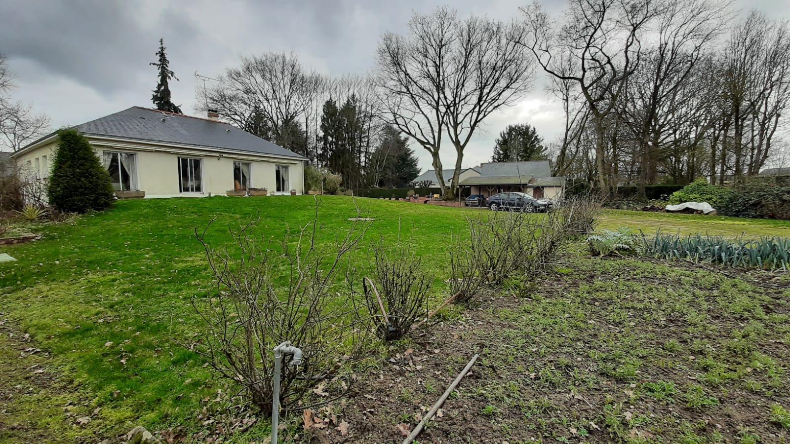 Maison à Saint Jean de Linières – 49070 – en exclusivité