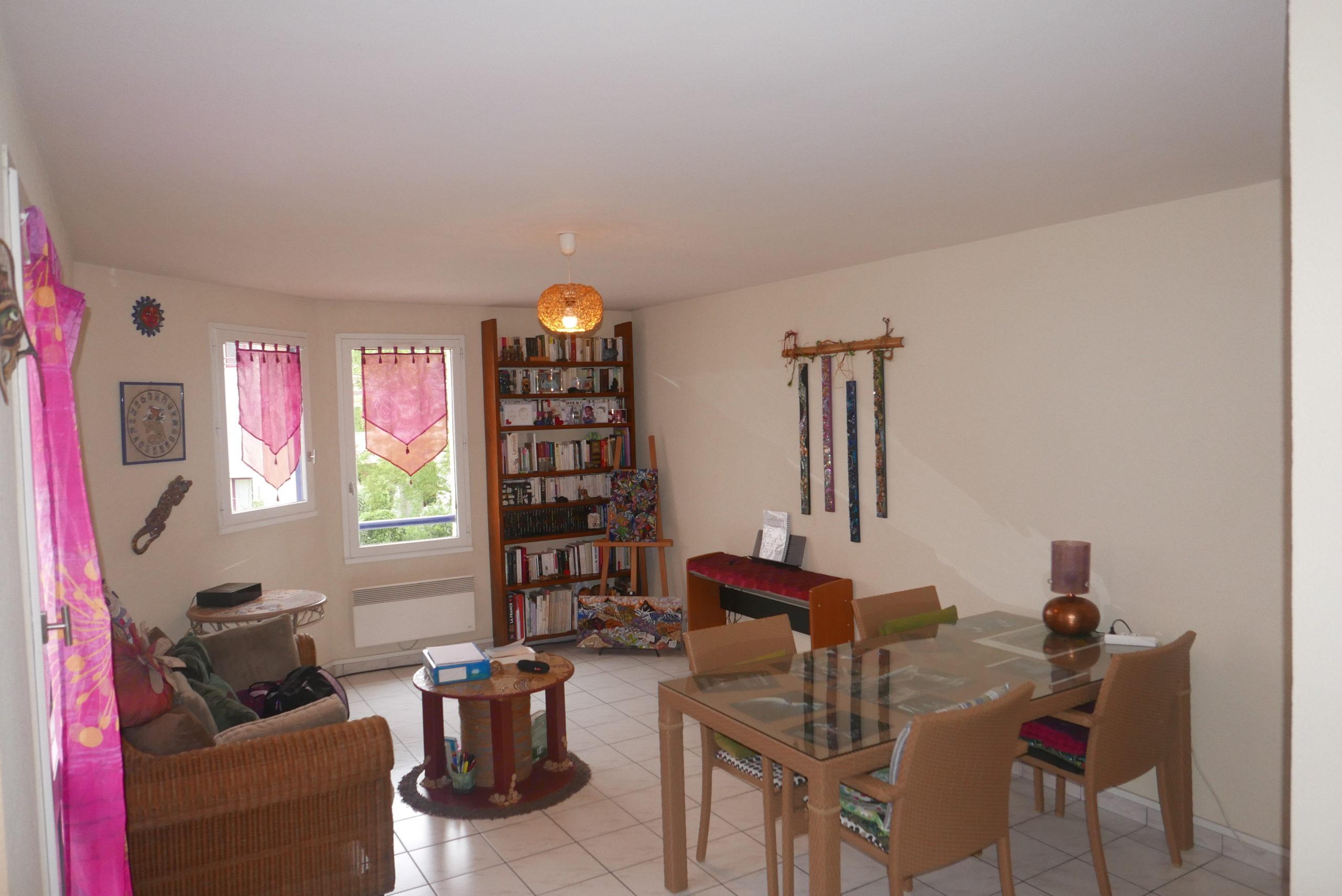 Appartement 4 pièces 88 m² – secteur Lac de Maine